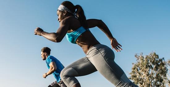 Αεροβική άσκηση τρέξιμο